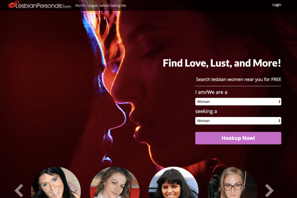 best free online lesbian dating site