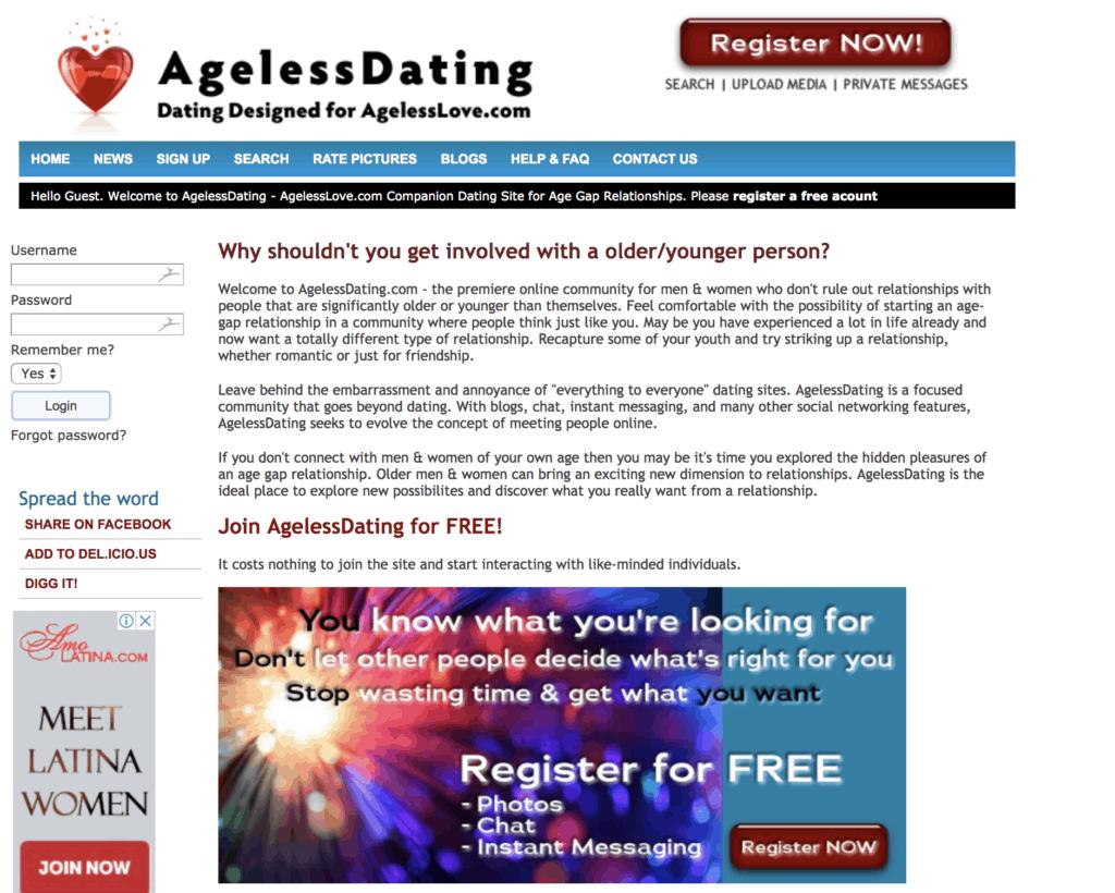 Ageless-dating