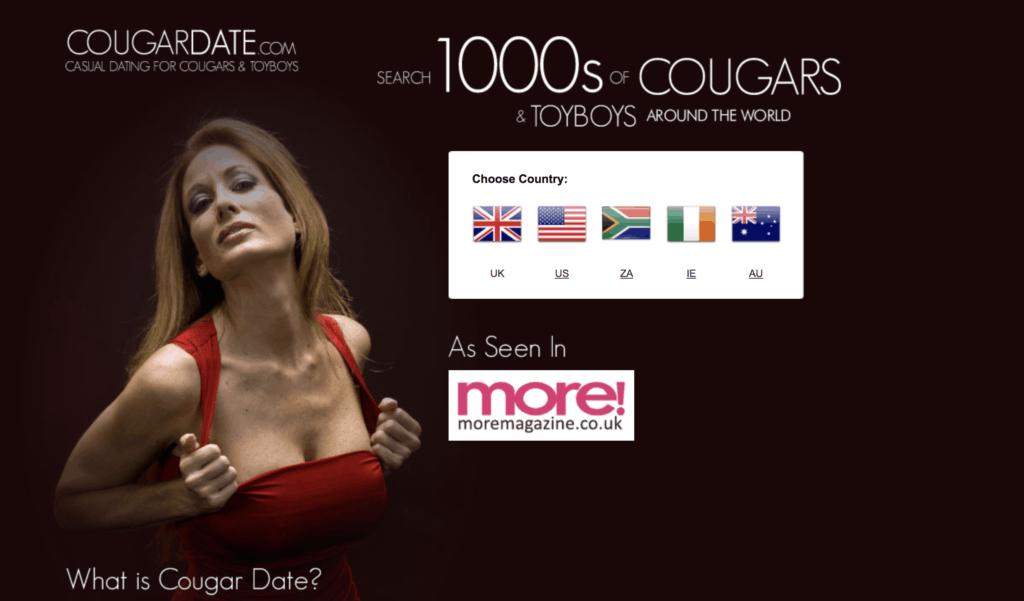 cougar-date-website