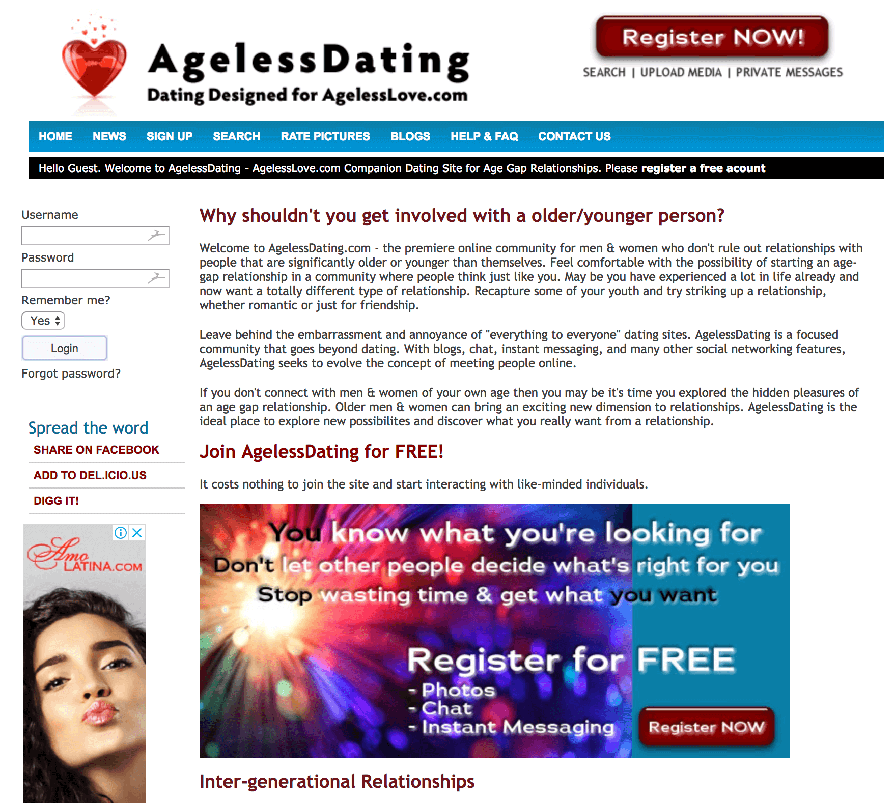 AgelessDating-com