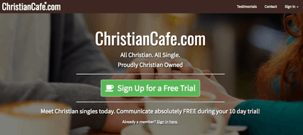 Christian-cafe-dating-site