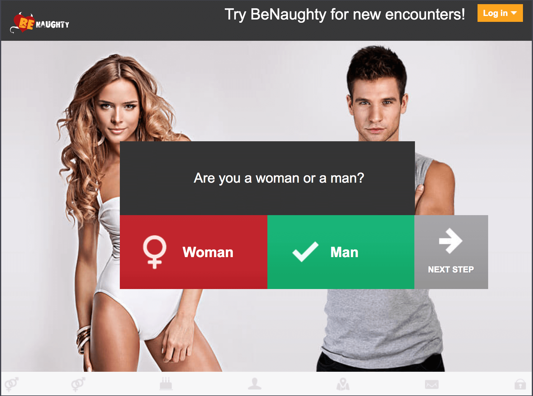 be naughty dating site