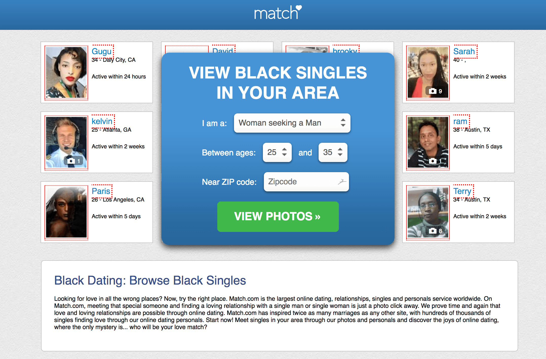 Match-com-black-dating-website